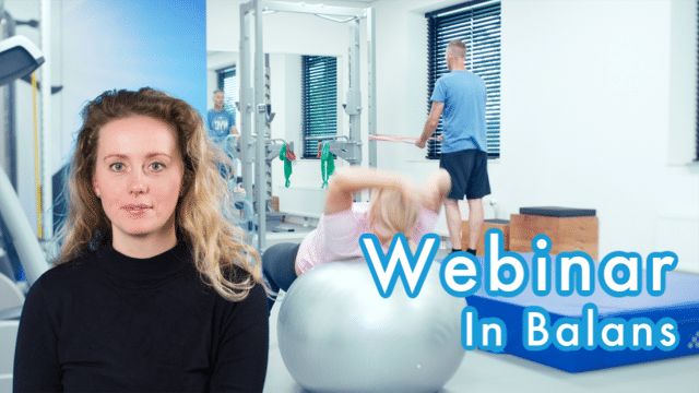 Webinar In balans - Medinello