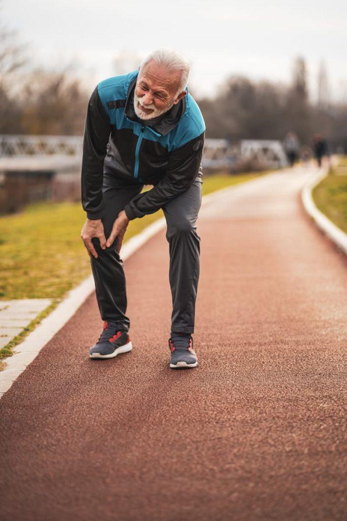 Pijngrens sporten